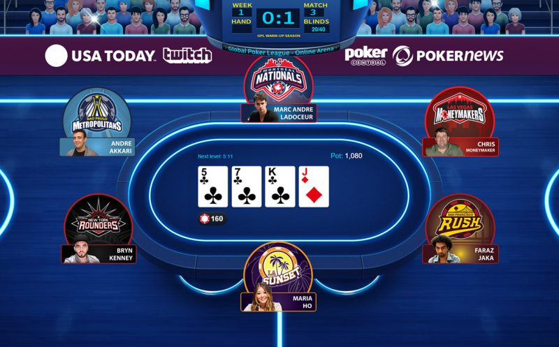Format Killers - 6-Max & Heads-Up set to dominate a majority of GPL competition.