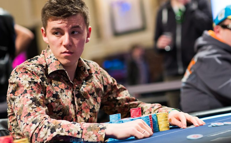 Budding poker superstar Filatov to lead Moscow's GPL entry