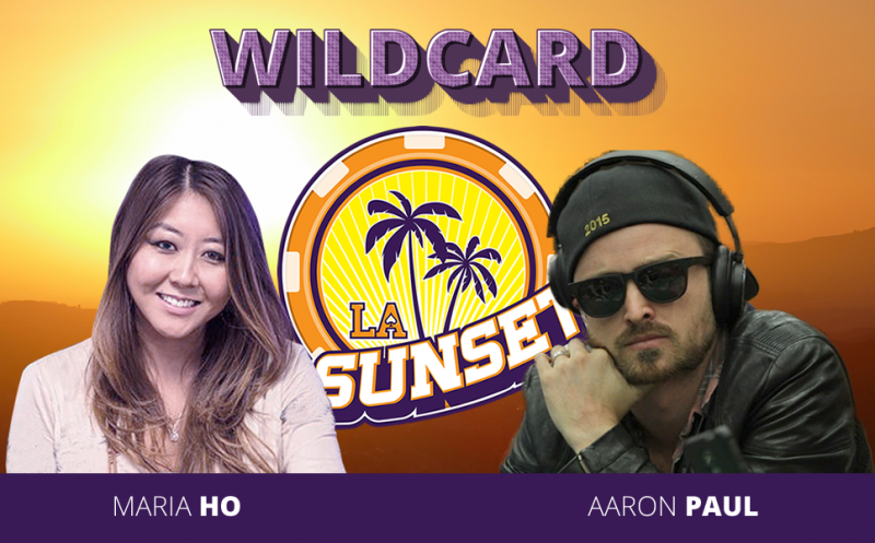 Aaron Paul joins professional poker team Los Angeles Sunset of the Global Poker League