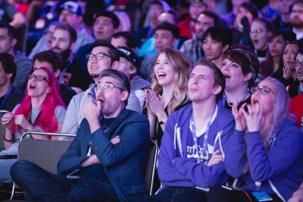 TwitchCon audience