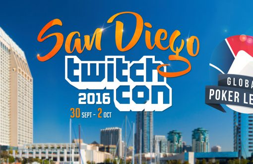 Global Poker League at TwitchCon 2016
