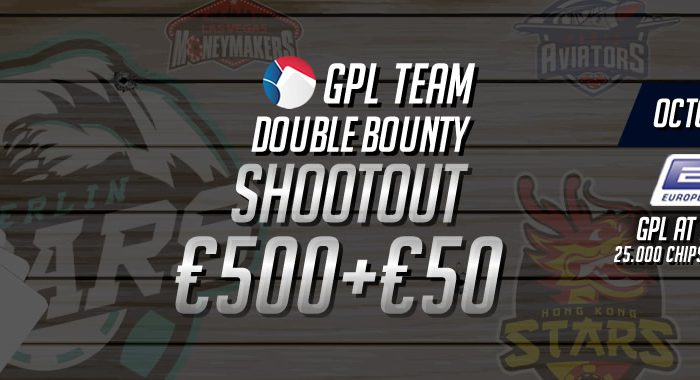EPT Malta Team Bounty Shootout